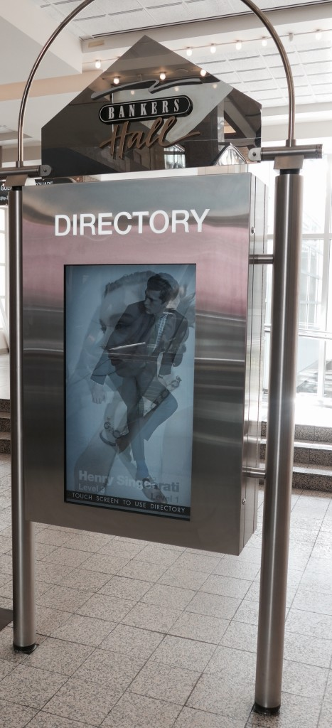 Bankers Hall Directory