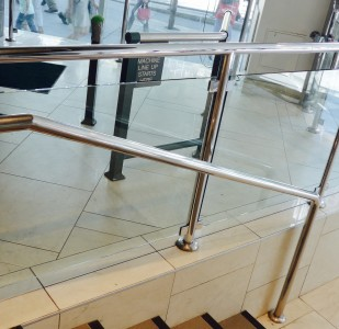 Handrail at the Core