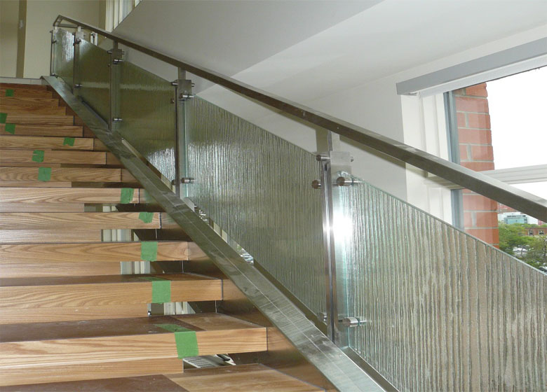 Stainless and Glass Railing