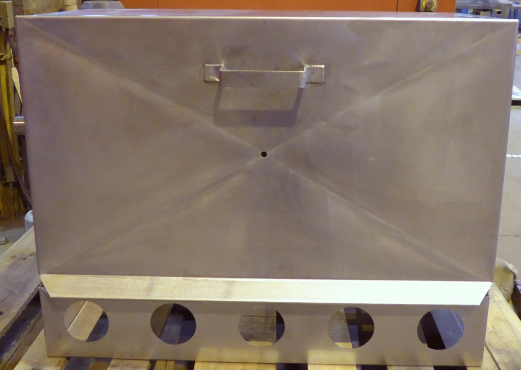 Bends on Stainless Box